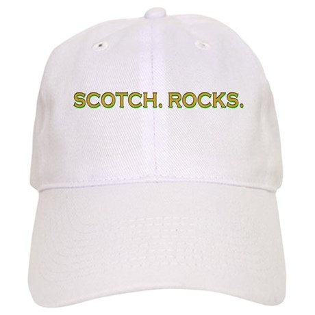 Scotch Rocks Cap