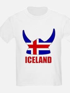 """Icelandic Viking """"Iceland"""" T-Shirt"""