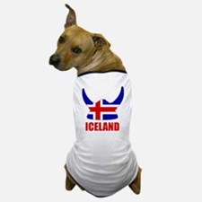 "Icelandic Viking ""Iceland"" Dog T-Shirt"