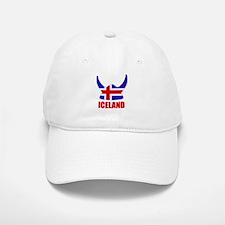 "Icelandic Viking ""Iceland"" Baseball Baseball Cap"