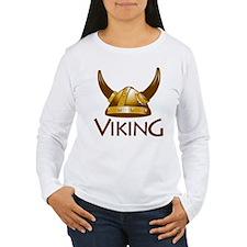 "Viking Helmet ""Viking"" T-Shirt"