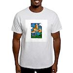 Marcy Hall's Hawk Totem Light T-Shirt