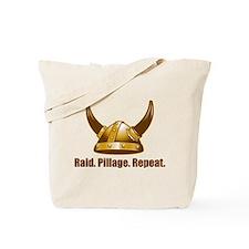 """Viking """"Repeat"""" Tote Bag"""
