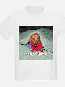 Red Dachshunds T-Shirt