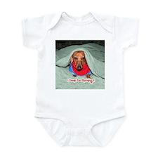 Red Dachshunds Infant Bodysuit