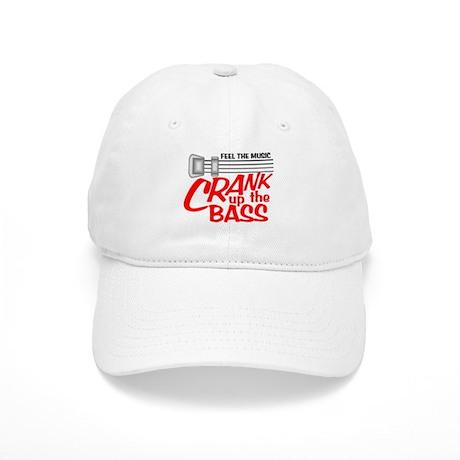crank up the bass Cap