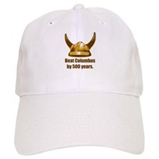 "Viking ""Columbus"" Baseball Cap"