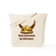 "Viking ""Columbus"" Tote Bag"
