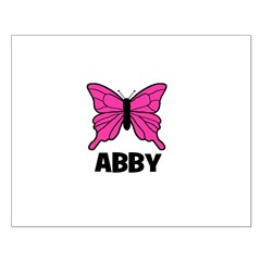 Butterfly - Abby Posters