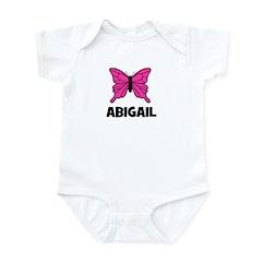 Butterfly - Abigail Infant Bodysuit