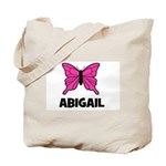 Butterfly - Abigail Tote Bag