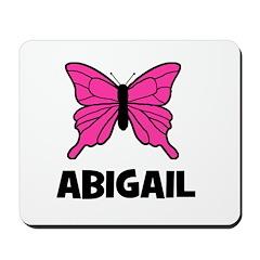 Butterfly - Abigail Mousepad