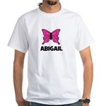 Butterfly - Abigail White T-Shirt