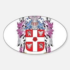 Smulevich Coat of Arms - Family Crest Decal