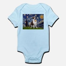Starry / Saint Bernard Infant Bodysuit