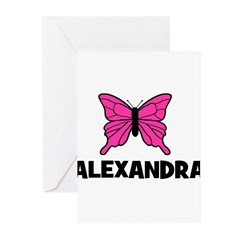 Butterfly - Alexandra Greeting Cards (Pk of 20)