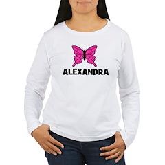 Butterfly - Alexandra T-Shirt