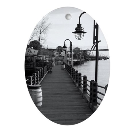 Riverwalk, Wilmington Ornament