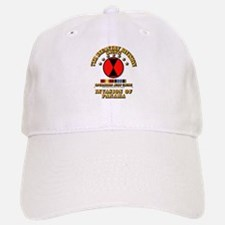 Just Cause - 7th Infantry Division w Svc Ribbo Baseball Baseball Cap