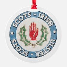 Unique Ulster scot Ornament