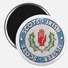 Funny Ulster scot Magnet