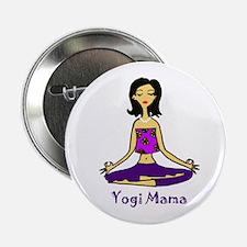 "Yogi Mama 2.25"" Button"