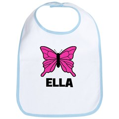 Butterfly - Ella Bib