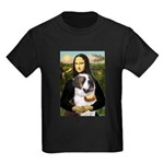 Mona / Saint Bernard Kids Dark T-Shirt
