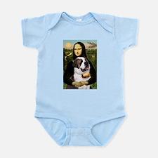 Mona / Saint Bernard Infant Bodysuit