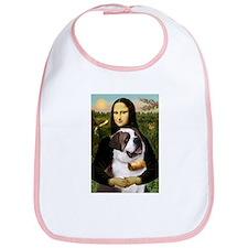 Mona / Saint Bernard Bib