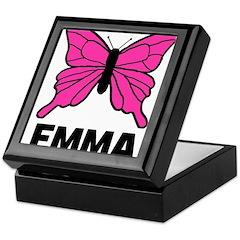 Butterfly - Emma Keepsake Box