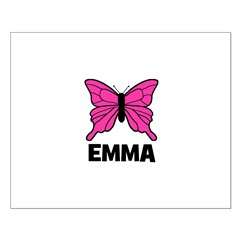 Butterfly - Emma Posters