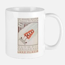 Winter Olympics - Bobsled Mug