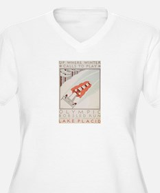 Winter Olympics - Bobsled T-Shirt