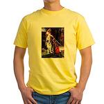 Accolade / St Bernard Yellow T-Shirt