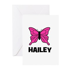 Butterfly - Hailey Greeting Cards (Pk of 10)