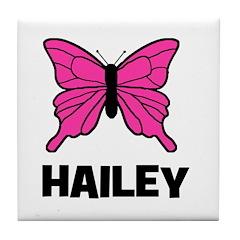 Butterfly - Hailey Tile Coaster