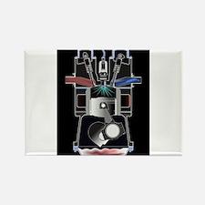 Four Stroke Petrol Engine Magnets
