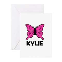 Butterfly - Kylie Greeting Cards (Pk of 20)