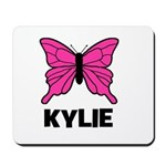 Butterfly - Kylie Mousepad