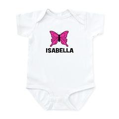 Butterfly - Isabella Infant Bodysuit