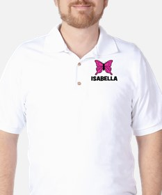Butterfly - Isabella Golf Shirt
