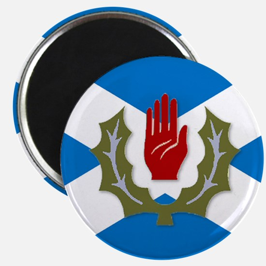 Ulster-Scots / Scots-Irish flag Magnets