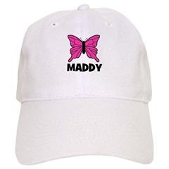 Butterfly - Maddy Baseball Cap