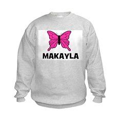 Butterfly - Makayla Sweatshirt