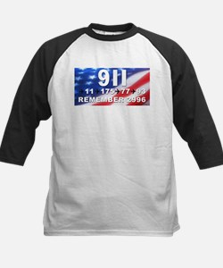 9-11 Numbers Baseball Jersey