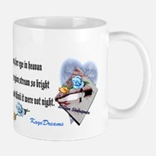 Romeo and Juliet Hyperbole Mug