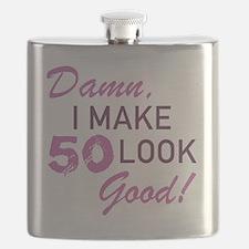 Unique Celebration Flask