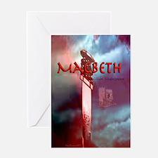 MacBeth Greeting Card