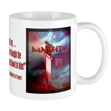 MacBeth quote Mug